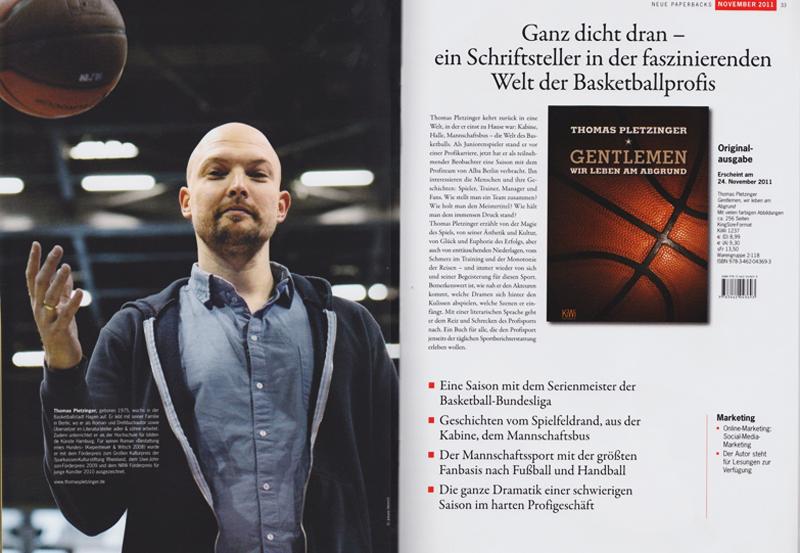 Verlagsvorschau Kiepenheuer und Witsch